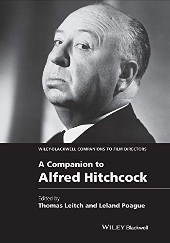 9781118797006: A Companion to Alfred Hitchcock (Wiley Blackwell Companions to Film Directors)