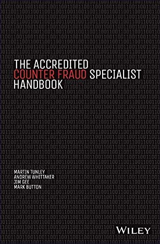 9781118798805: The Accredited Counter Fraud Specialist Handbook