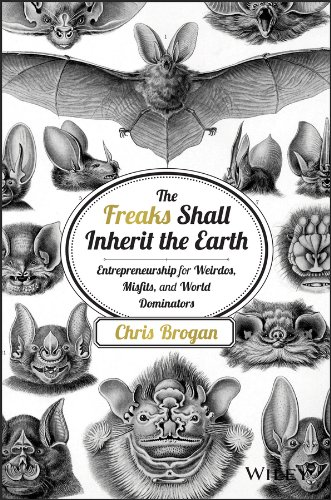 9781118800553: The Freaks Shall Inherit the Earth: Entrepreneurship for Weirdos, Misfits, and World Dominators
