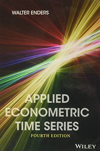 9781118808566: Applied Econometric Time Series (Wiley Series in Probability and Statistics)