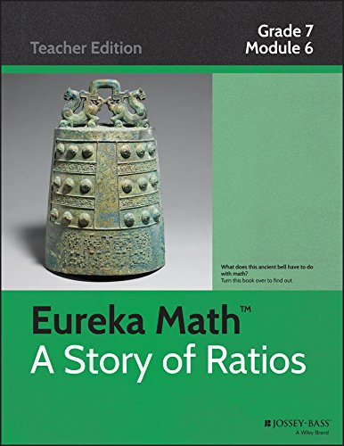 9781118811092: Eureka Math, A Story of Ratios: Grade 7, Module 6: Geometry