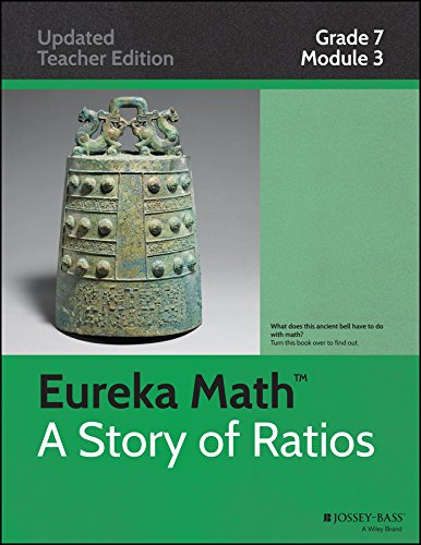 Eureka Math, A Story of Ratios: Grade 7, Module 3: Expressions and Equations: Common Core