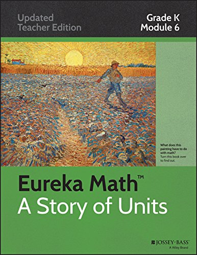 9781118811214: Eureka Math, A Story of Units: Grade K, Module 6: Analyzing, Comparing, and Composing Shapes