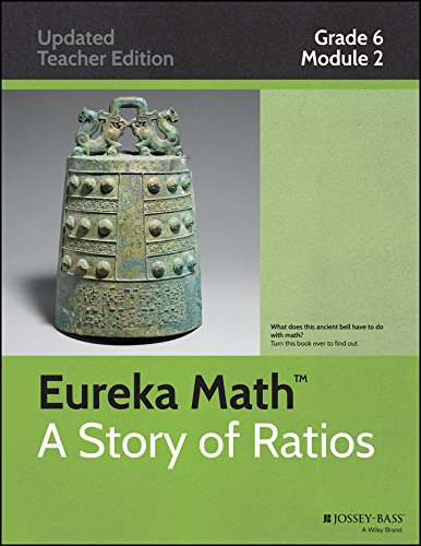 9781118811276: Eureka Math, A Story of Ratios: Grade 6, Module 2: Arithmetic Operations Including Division of Fractions