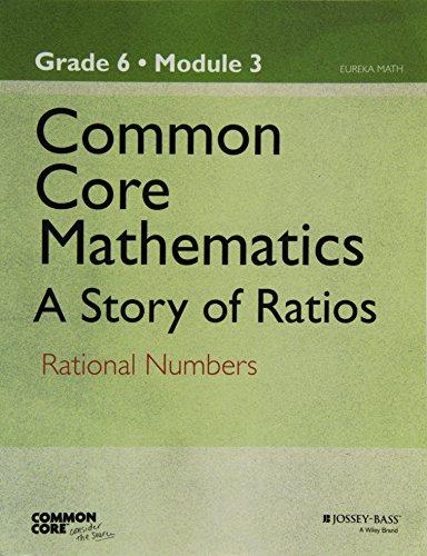 9781118811313: Eureka Math, A Story of Ratios: Grade 6, Module 3: Rational Numbers