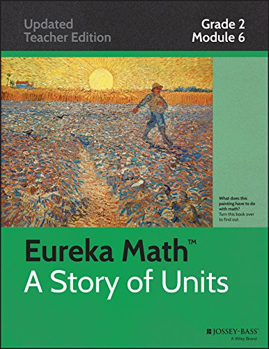 Eureka Math, A Story of Units: Grade 2, Module 6: Foundations of Multiplication and Division: ...