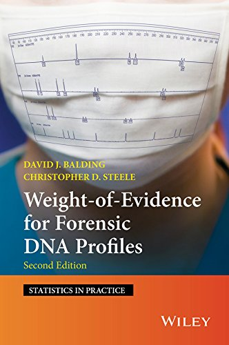9781118814550: Weight-of-Evidence for Forensic DNA Profiles (Statistics in Practice)