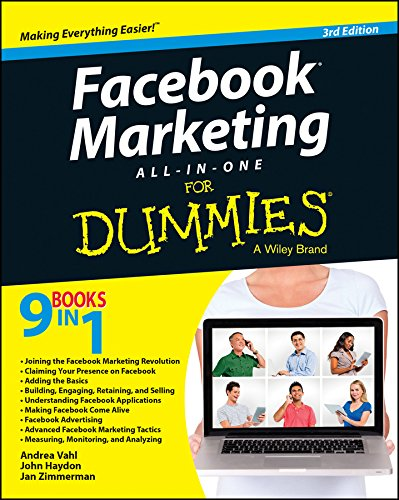 9781118816189: Facebook Marketing All-in-One For Dummies