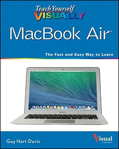 9781118816288: Teach Yourself VISUALLY MacBook Air