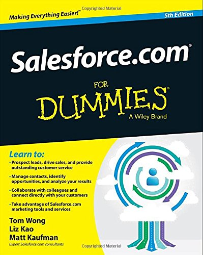 9781118822142: Salesforce.com For Dummies (For Dummies Series)