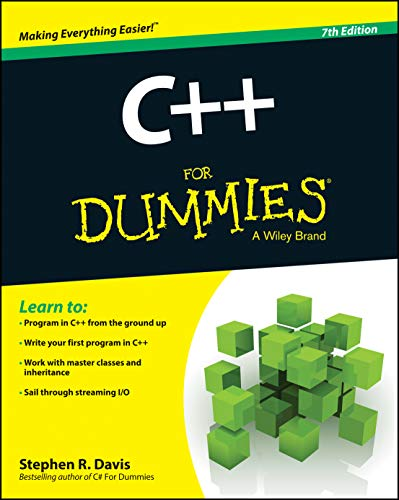 9781118823774: C++ For Dummies