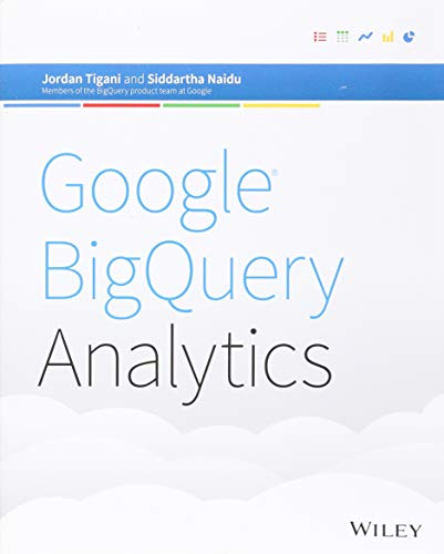 9781118824825: Google BigQuery Analytics