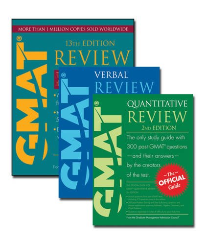 9781118827246: GMAT Official Guide Bundle