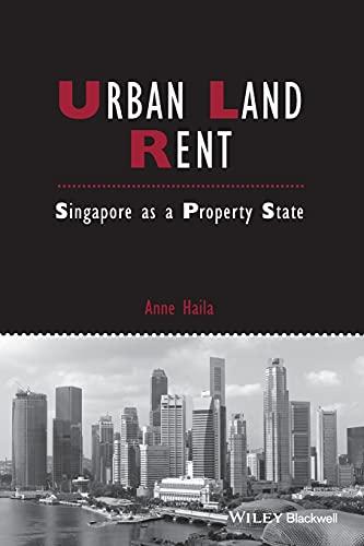 Urban Land Rent: Haila, Anne