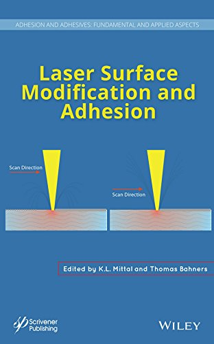 9781118831632: Laser Surface Modification and Adhesion (Adhesion and Adhesives: Fundamental and Applied Aspects)