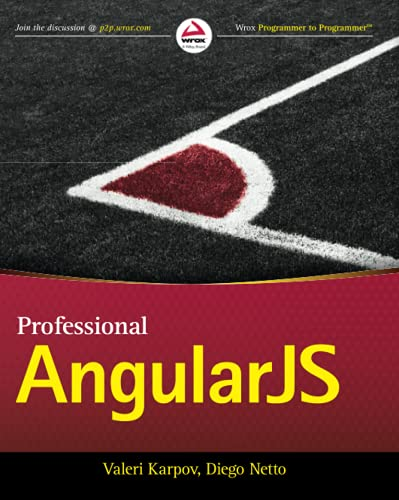 9781118832073: Professional AngularJS