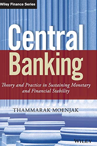 9781118832462: Central Banking: Theory and Practice in Sustaining Monetary and Financial Stability (Wiley Finance)