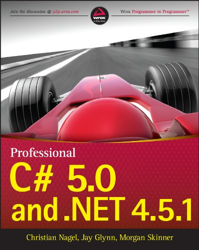 9781118833032: Professional C# 5.0 and .NET 4.5.1