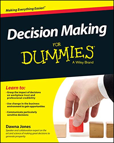 9781118833667: Decision Making For Dummies