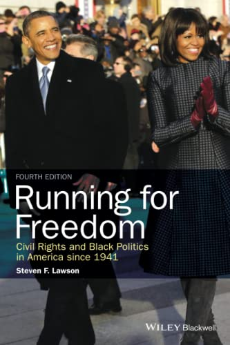 9781118836545: Running for Freedom: Civil Rights and Black Politics in America since 1941
