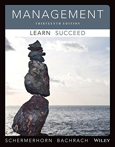 9781118841518: Management, Binder Ready Version