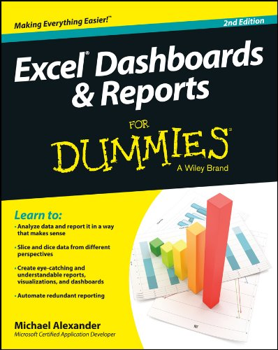 9781118842249: Excel Dashboards and Reports For Dummies (For Dummies Series)