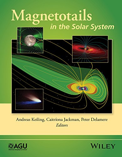 9781118842348: Magnetotails in the Solar System (Geophysical Monograph Series)