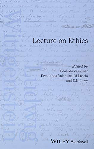 9781118842676: Lecture on Ethics