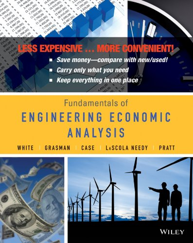 9781118842683: Engineering Economics An Integrated Approach 1e Binder Ready Version + WileyPLUS Registration Card