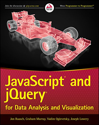 9781118847060: JavaScript and jQuery for Data Analysis and Visualization
