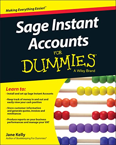 9781118848050: Sage Instant Accounts For Dummies (For Dummies Series)
