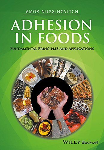 9781118851616: Adhesion in Foods