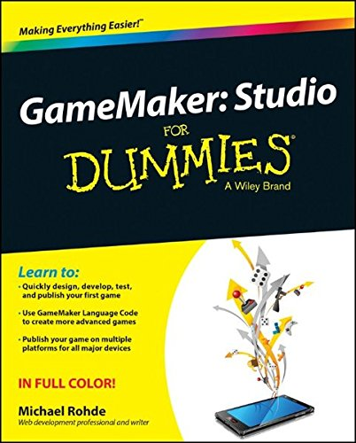 9781118851777: Gamemaker: Studio For Dummies