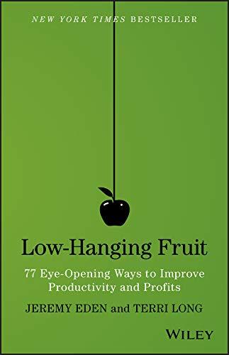 Low-Hanging Fruit: Eden, Jeremy