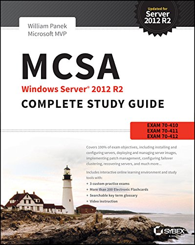 CSA WINDOWS SERVER 2012 R2-STUDY GUIDE