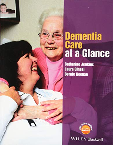 9781118859988: Dementia Care at a Glance (At a Glance (Nursing and Healthcare))