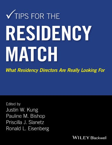 9781118860939: Tips for the Residency Match: What Residency Directors Are Really Looking For