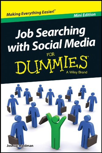 9781118861486: Job Searching with Social Media for Dumm