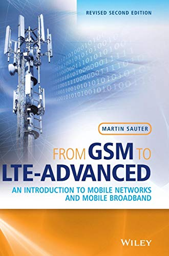 9781118861950: From GSM to LTE-Advanced 2e