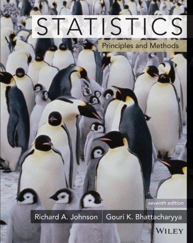 9781118865668: Statistics: Principles and Methods 7e + WileyPLUS Registration Card