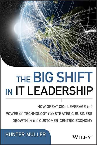 Big Shift in It Leadership (Hardcover): Hunter Muller