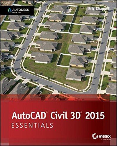 9781118871027: Autocad Civil 3D 2015 Essentials