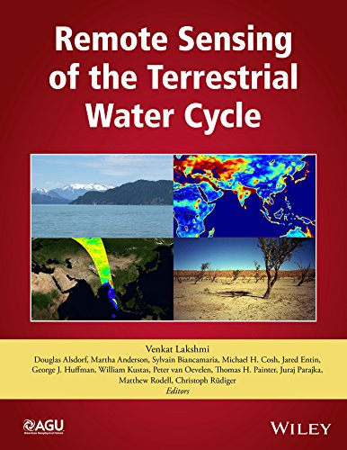 9781118872031: Remote Sensing of the Terrestrial Water Cycle
