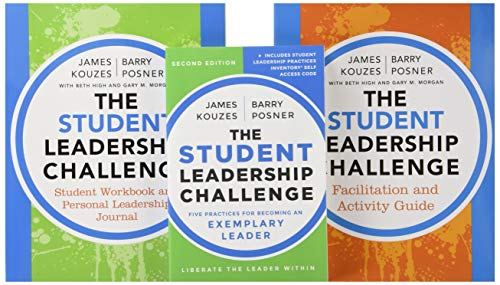 The Student Leadership Challenge Deluxe Facilitator Set (J-B Leadership Challenge: Kouzes/...