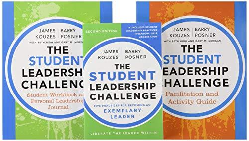 The Student Leadership Challenge Deluxe Facilitator Set: James M. Kouzes;