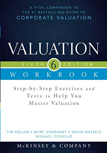 9781118873878: Valuation Workbook (Wiley Finance)