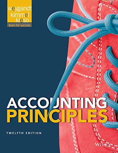 Accounting Principles - Standalone book: Weygandt, Jerry J.;