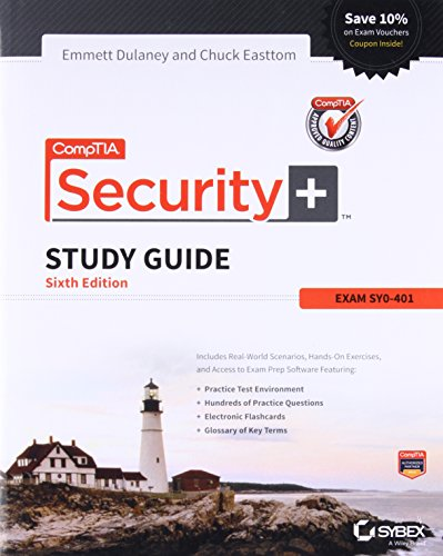 9781118875070: CompTIA Security+ Study Guide: SY0-401