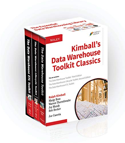 Data Warehouse Toolkit Classics: Kimball, Ralph