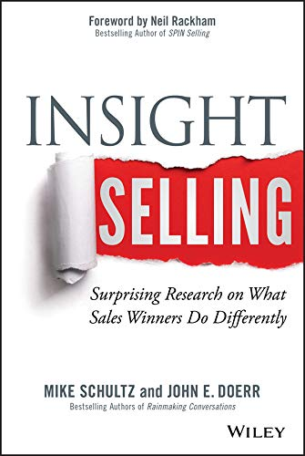 9781118875353: Insight Selling: Surprising Research on What Sales Winners Do Differently